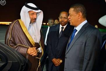 الرئيس الأثيوبي يصل الرياض