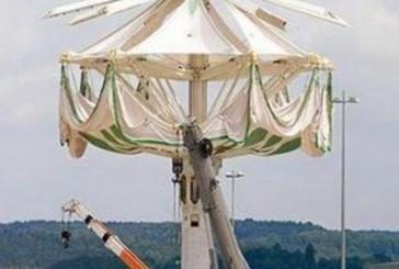 تركيب المظلات الأكبر عالميا في ساحات المسجد الحرام