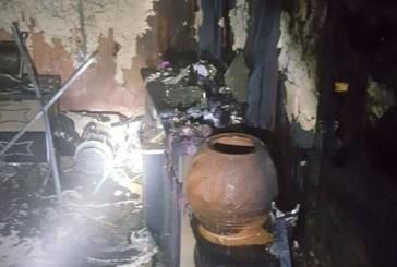 وجود شبهة جنائية وراء حريق منزل بالقريات