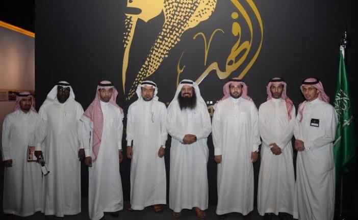 آل دايل .. معرض الفهد شاهد على إنجازات وحنكة رجل السلام بالمنطقة