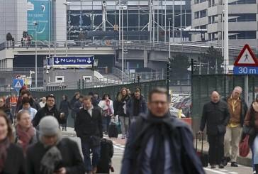 مطار بروكسل يؤكد استمرار توقف حركة الطيران حتى الأحد المقبل