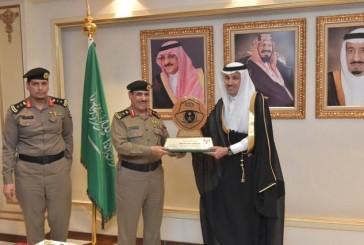 """""""المحرج"""" يجتمع  بمدير عام المؤسسة العامة للخطوط السعودية"""