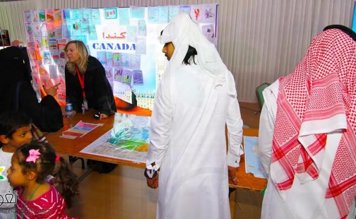"""جناح """"كندا"""" في مهرجان تراث الشعوب"""