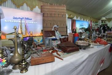 عملات سعودية نادرة تباع في مهرجان تراث الشعوب