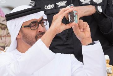 محمد بن زايد : الإمارات والسعودية تملكان رؤية شاملة تجاه التحديات التي تواجه المنطقة