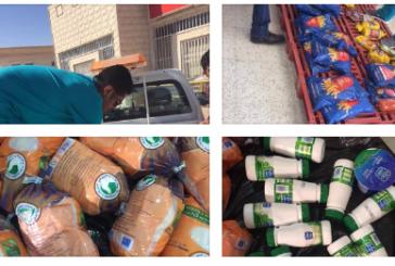 بلدية الدلم تصادر كميات من المواد الغذائية منتهية الصلاحية