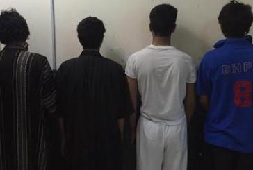 القبض على سارقي محل الحلويات في الرياض