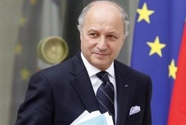 ولي ولي العهد يجري اتصالاً هاتفيًا بوزير الخارجية الفرنسي السابق