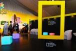 """10 ثقافات مختلفة في خيمة """"ناشيونال جيوغرافك"""" بمهرجان تراث الشعوب"""