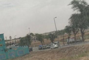 القبض على شخصين سرقا سيارة تابعة للدوريات الأمنية بالقصيم