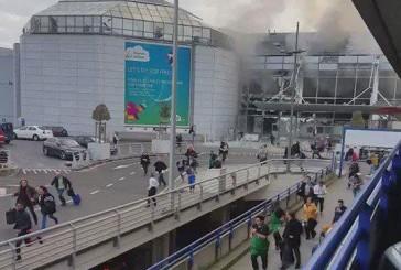هجمات إرهابية متزامنة تضرب بروكسل