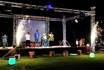 انطلاق فعاليات المهرجان الرياضي السنوي بينبع الصناعية