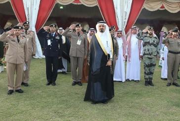 الأمن العام بطلاً لسباق الوفاء للشهداء الثالث وحرس الحدود ثانياً وكلية الملك فهد ثالثاً