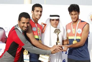 جامعة جدة تنتزع كأس شاطئية الجامعات