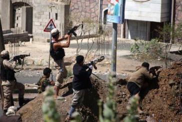 """""""التحالف"""" يدمر معظم ترسانة الحوثيين بتعز.. والمقاومة تحذر من تحركات بشرق المدينة"""