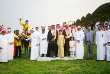"""الحصان """"أبجد"""" يتوج بكأس الهيئة الملكية بالجبيل"""