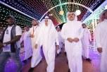 """""""العتيبي"""" يزور مهرجان #تراث_الشعوب في #الجبيل_الصناعية"""