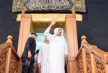 """تدشين آخر مراحل توسعة """"المطاف"""" قبل رمضان"""