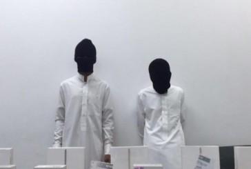 الإطاحة بـ3 شباب سرقوا جوالات بقيمة ٢٠٠ ألف ريال ببريدة