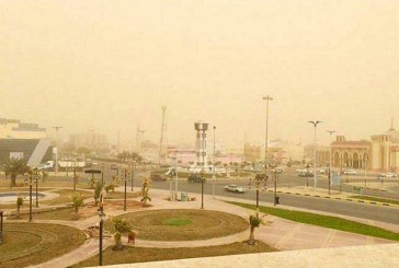 «مدني الشمالية» يحذر من موجة غبار حتى الأربعاء المقبل