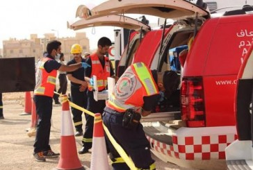 سقوط مصعد من الدور الرابع و إصابة 6 بأحد مستشفيات الطائف