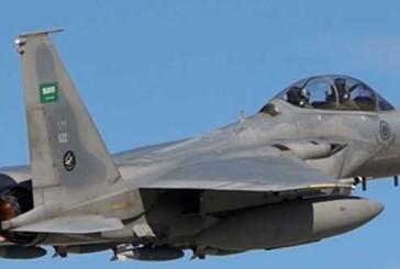 """طائرات """"التحالف"""" تدّك تجمعات لـ""""الحوثيين"""" بشبوة"""