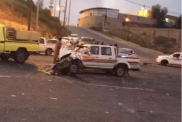 إصابتان في حادث مروري بالمندق