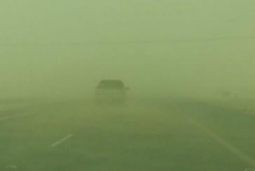 الهلال الأحمر في الشرقية يطلق التحذيرات من موجة غبار