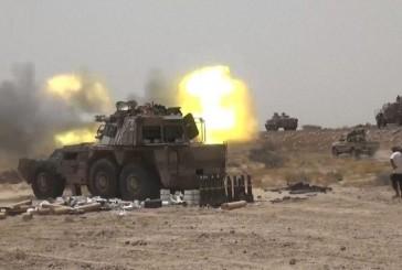 الشرعية تتقدم إلى صنعاء.. ومقتل 20 من الحوثيين شمال شرق العاصمة