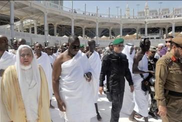 رئيس جمهورية السنغال يصل جدة لأداء مناسك العمرة