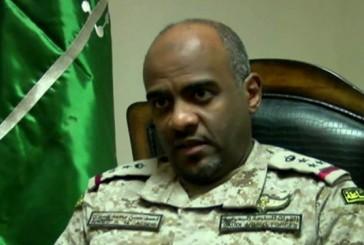 عسيري: العمليات الكبرى انتهت وتأثير إيران انعدم في اليمن