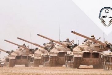 رعد الشمال تنجح بتنفيذ ثاني أكبر عملية حشد للقوات المختلطة في المنطقة