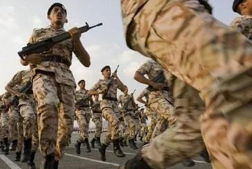 القوات البرية تُعلن فتح باب القبول في قيادة سلاح التموين