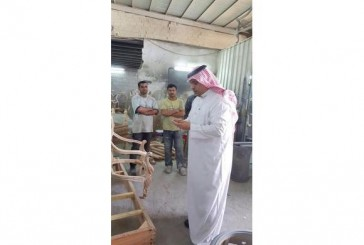 ضبط 53 مخالفة بمنشآت تجارية في جدة