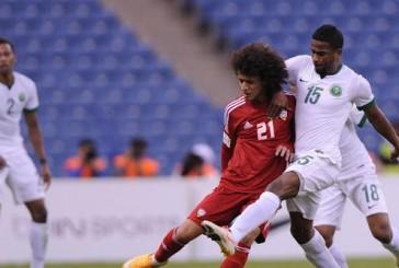 """""""المنتخب"""" يحافظ على الصدارة بتعادله مع الإمارات"""