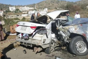 الهلال الأحمر بالباحة : 6 حوادث لـ7 حالات خلال يوم واحد