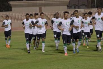 """""""منتخب الشباب"""" يلاقي منتخب مصر ودياً الاربعاء القادم بالطائف"""