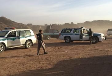 رجال الأمن يوقعون بـ «قتلة الرشيدي» بإحدى القرى قرب حائل