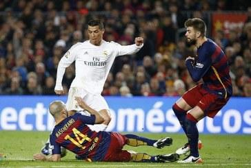 الريال بعشرة لاعبين يوقف قطار برشلونة ويحافظ على آماله في الدوري