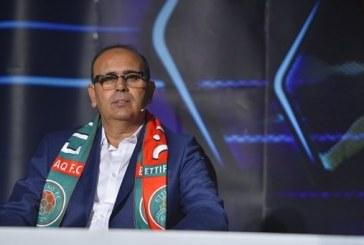 الاتفاق يعلن تجديد عقد مدربه التونسي القاسم بعد التأهل للدوري
