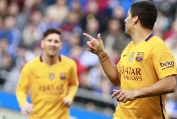 برشلونة يستفيق من كبوته بمهرجان أهداف في شباك ديبورتيفو