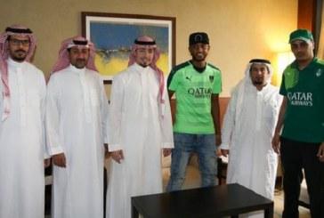 الأهلي يضم رسميا قائد المنتخب السعودي للشباب فهد الحربي
