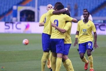 النصر لنصف نهائي كأس الملك بثلاثية في مرمى العروبة