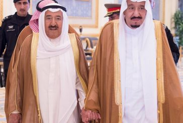 قادة دول مجلس التعاون لدول الخليج العربية يصلون الرياض