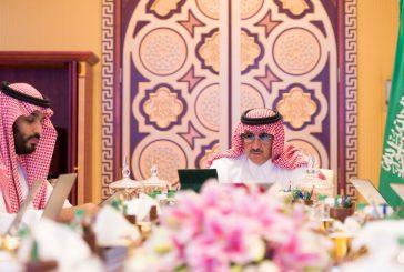 الأمير محمد بن نايف يرأس اجتماع مجلس الشؤون السياسية والأمنية