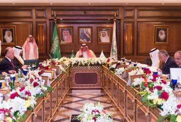 نائب خادم الحرمين يرأس اجتماع المجلس الأعلى لجامعة نايف العربية للعلوم الأمنية