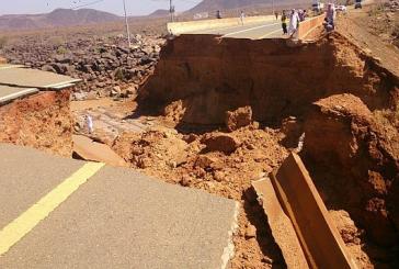 أمطار مكة: 188 محتجز و 9 إصابات وإخلاء أسرتين