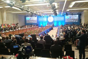 بدء أعمال مؤتمر القمة الإسلامية الثالثة عشرة في اسطنبول