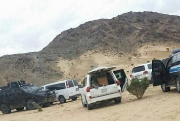 الداخلية: إحباط عمل إرهابي بسيارة مفخخة ومقتل إرهابيين في بيشة