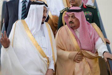 خادم الحرمين يصل إلى الرياض قادماً من تركيا